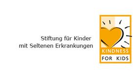 Kindness for Kids - Stiftung für Kinder mit seltenen Erkrankungen