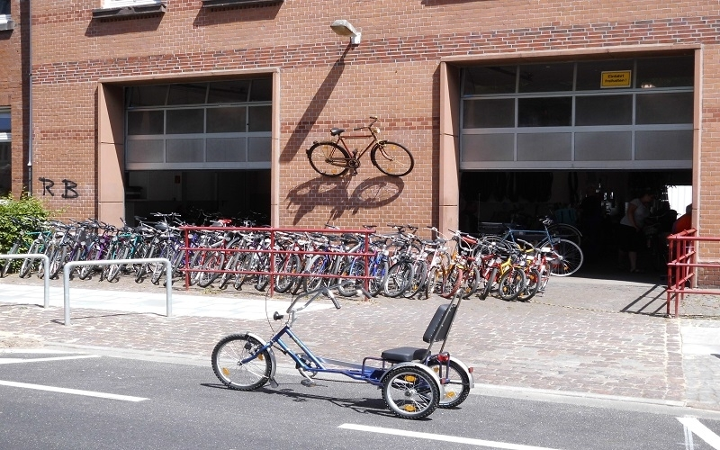 Fahrrad Fit